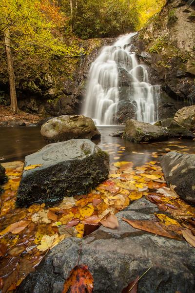 GSMNP Waterfalls