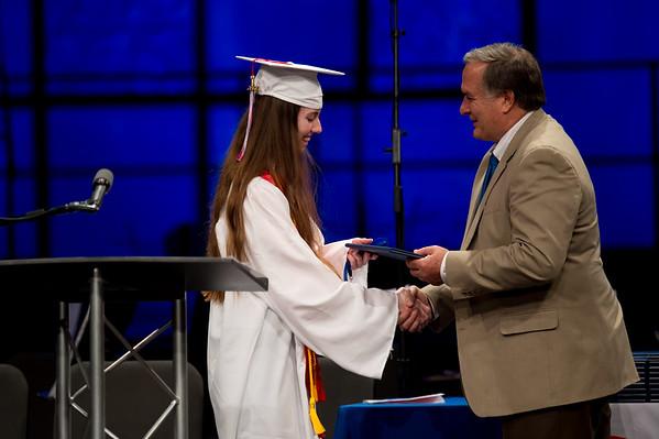 Awarding of Diplomas