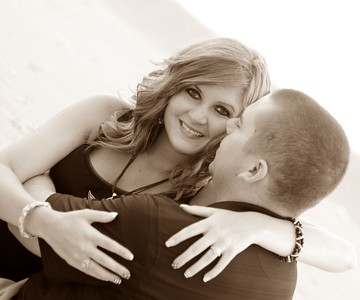North Myrtle Beach Engagement Photography