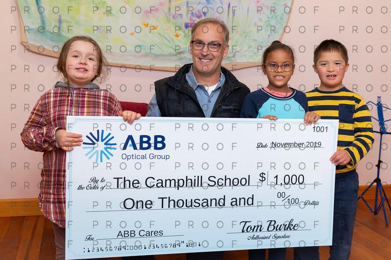 ABB Cares Grant ~ Camphill Special School Dr John Fish