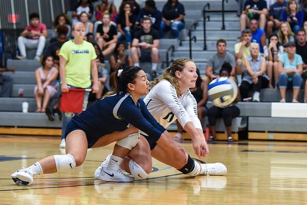 Hood v McDaniel - Volleyball - 09.04.19