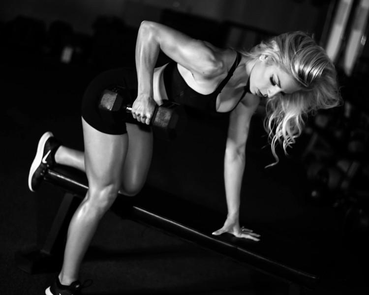 S.G. Fitness Shoot