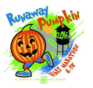 2016 Runaway Pumpkin Half Marathon & 8K
