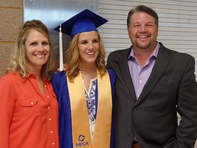 Natalie HS Graduation - 2015-06-04