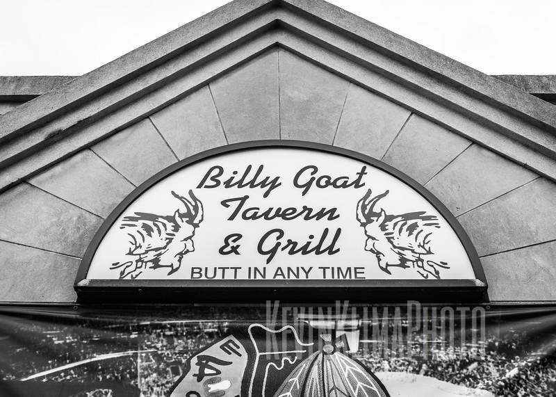 Billy Goat Tavern & Grill