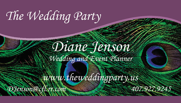 Diane's Business Cards