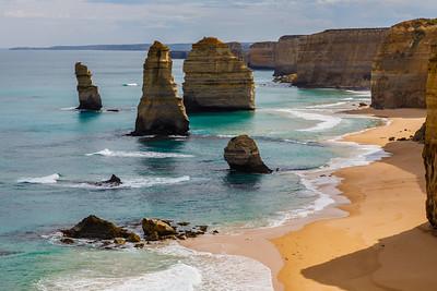 Twelve Apostles Marine National Park - Australia