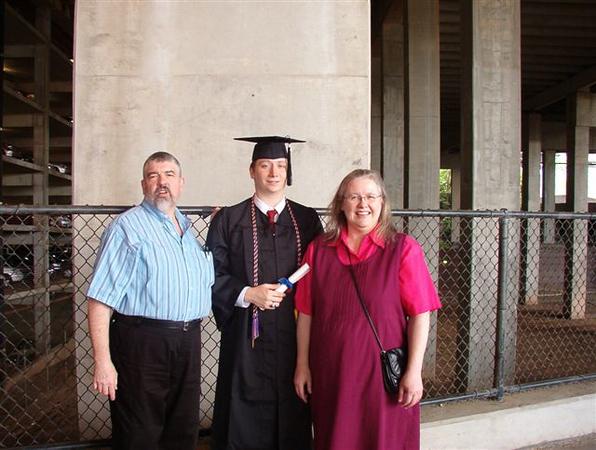Matthew Graduation GSU