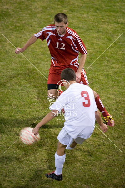 2009-01-21 Soccer Varsity Boys SJS vs St. Thomas Episcopal