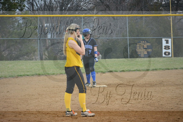 Goreville Lady Blackcats Softball 2014