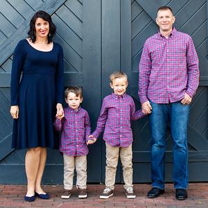 Sarah & Aaron's Family Portraits Quick Picks