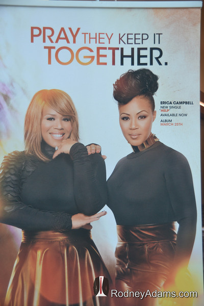 2-20-14 WE Tv Mary Mary Screening and Live Performance