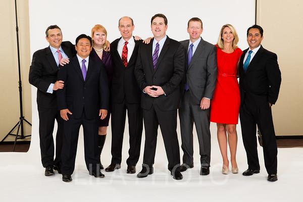 Additional - Executive Headshots & Group Photo