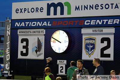 Minnesota United FC vs Jacksonville Armada 5-23-2015