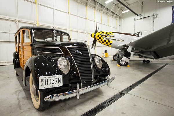 KVA Tri-State Warbird Museum / Lunken Visit