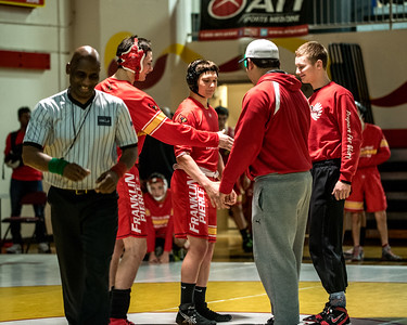 Orting Wrestling Vs Franklin Pierce 2016