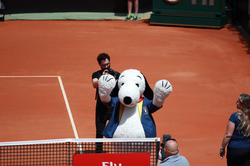 Snoopy Italy Olympic Team