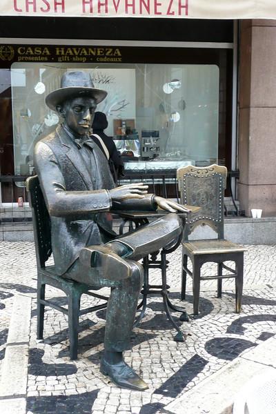Been Having Coffee for a Long Time. Bairro Alto, Lisbon