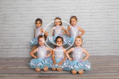 Mon 4:30 PM Tot-Tap & Ballet Sarah