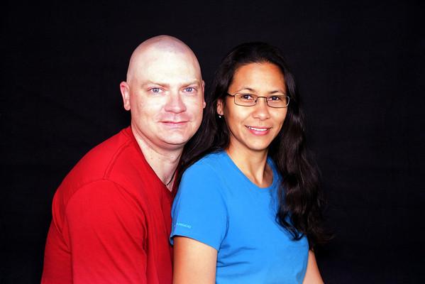Greg & Christine Bodnar Aug. 2013