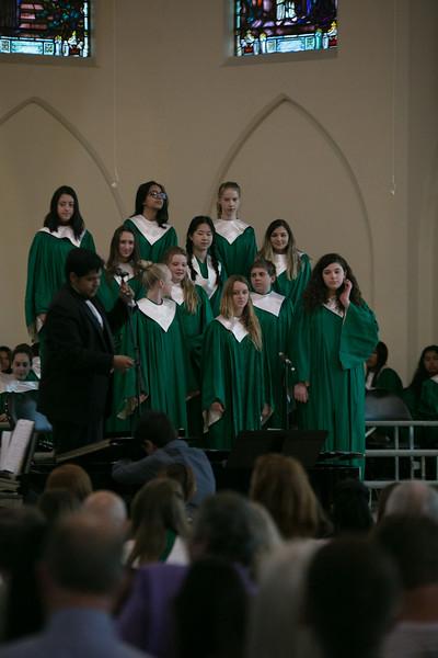 Sunday Chapel Performance