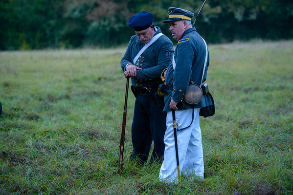 Civil War Re-enactment 2014