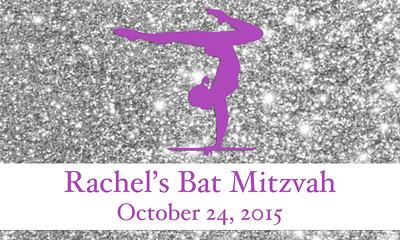 10.24.15 Rachel's Bat Mitzvah