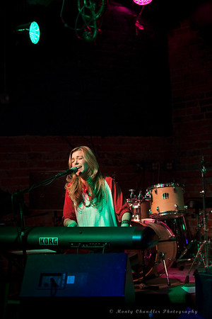 Rachel Platten @ the Evening Muse - Feb 21, 2012