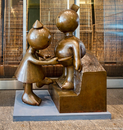 2019 Tom Otterness at 40W57th