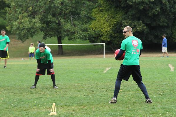 Fall 2011 Kickball Photos