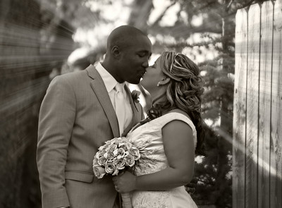 Crystal & Jacquin's  Wedding Day