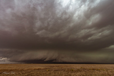 March 22 TX Panhandle Supercell