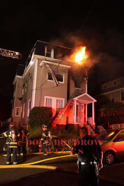 Everett, MA - 2nd Alarm, 146 Vine Street, 5-23-13