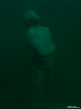 Brockville Underwater Sculptures