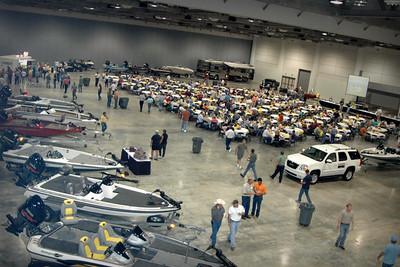 BassLife 2006 Banquet, Shreveport Convention Center
