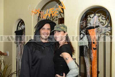 Hollywood Girls Club Haunted Hotties Halloween Party!