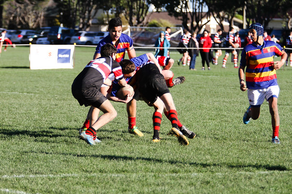 Tawa v Scotts College - 14 June 2014