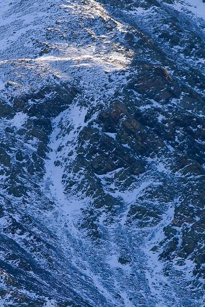 'Blue Curl' - Cottonwood Pass, Colorado