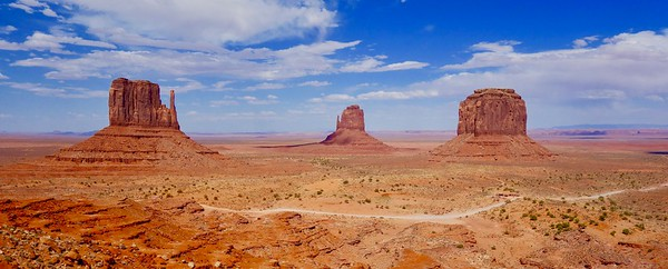 Monument Valley Jul 2018