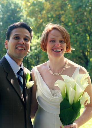 Susan + Carlos, 10.08.06