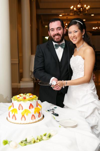 Michelle & Mark - NorCal Reception - Dec 2014