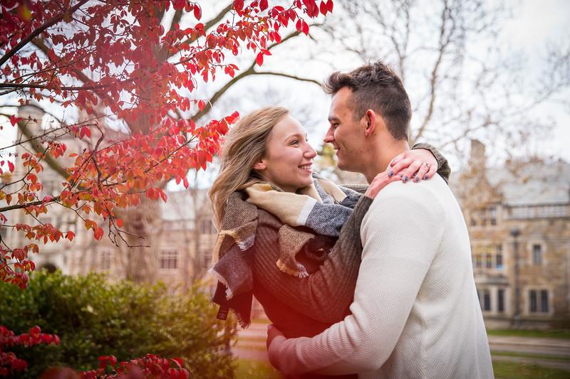 Caitlin & Isaac