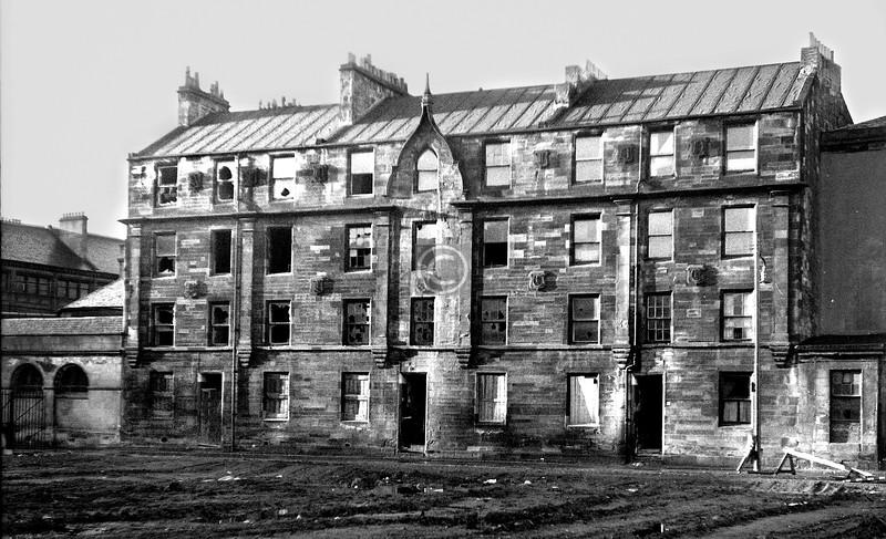 Buchan St., Albion Place.    December 1973