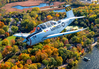 Fall Color Flight 2018