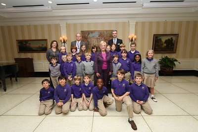 3rd Grade Field Trip to the Capital 10 Feb 2015