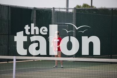 First annual teachers vs. students tennis tournament (5-9-17)