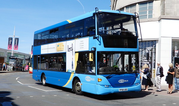Scania Omnicity (double decks)