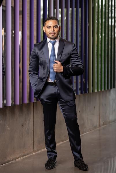 DML Dynamic Man Samuel Figueroa