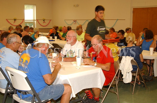 06-22-15 NEWS GOBA Spaghetti Dinner