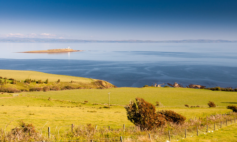 Pladda island, Arran
